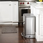Large Trash Can For Kitchen