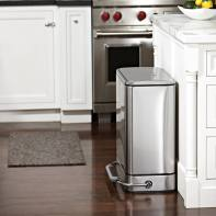 Large Trash Can for Organize Your Kitchen Quickly