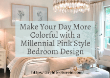 Make Your Day More Colorful With A Millennial Pink Style Bedroom Design