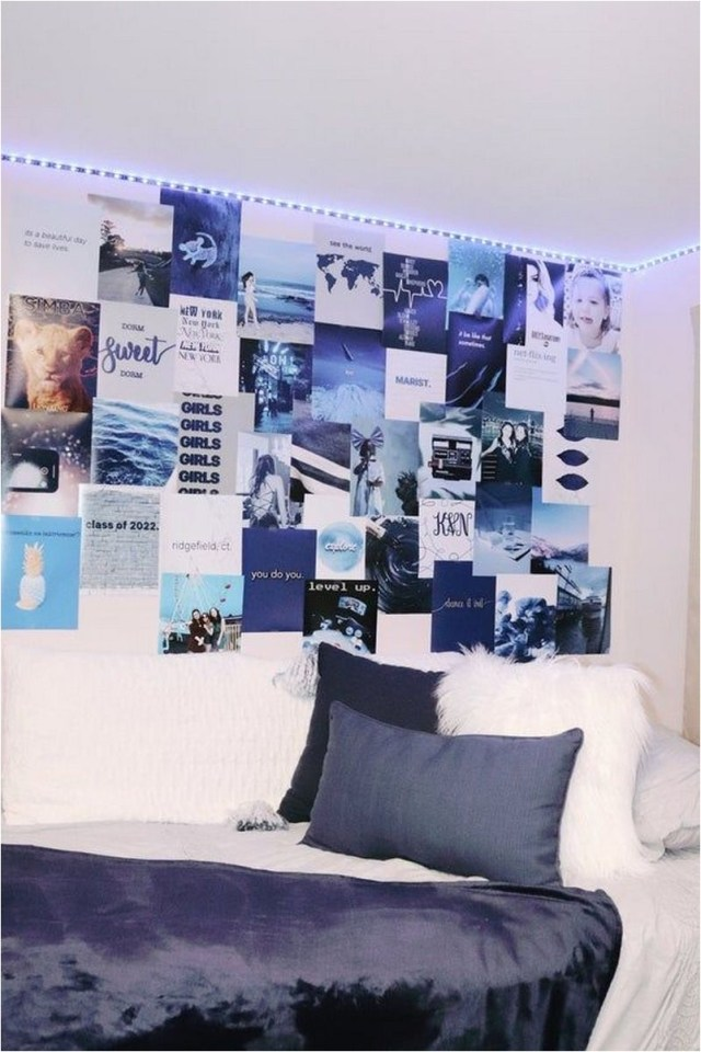 Wall Poster Collage Dorm Decorations