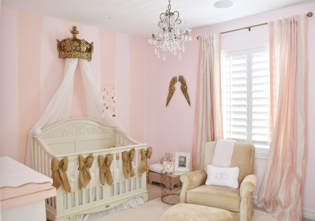 Accessories and Ornaments for Smart Steps in Designing Babies Bedroom