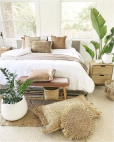 Fresh And Natural Bedroom