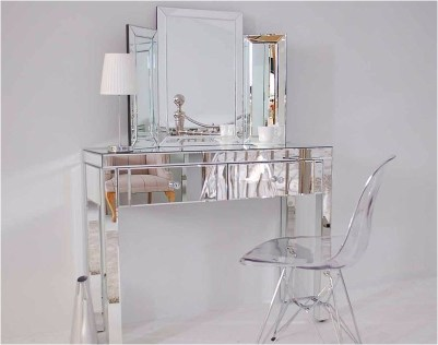 Full Mirror Dresser Ideas