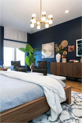 Navy And Baby Blue Bedroom Color