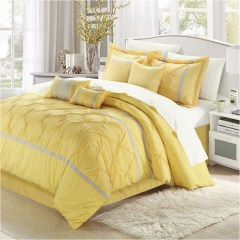 Yellow And White Bedroom Color