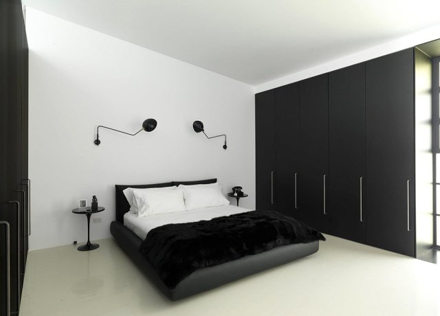 Modern Minimalist for Men's Bedroom Design with Contemporary Masculine Style