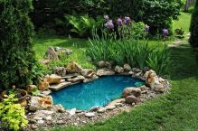 Water Elements for Amazing Garden Decorations