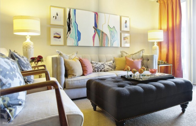 Luxurious for Tips and Tricks to Decorate a Narrow Living Room