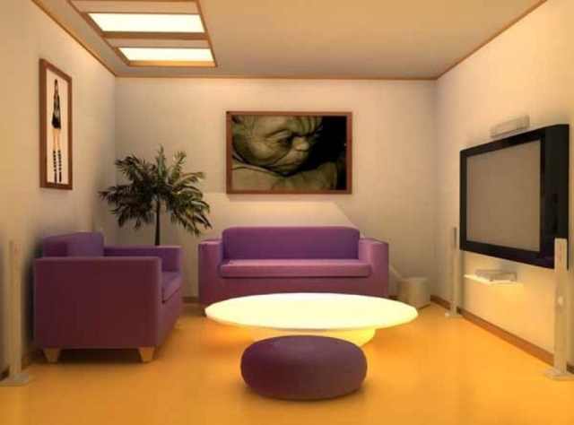 Simple Details for Tips and Tricks to Decorate a Narrow Living Room