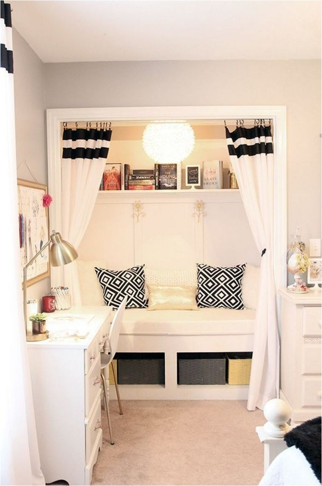 Storage In Top Of Bed Ideas
