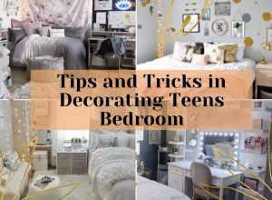 Tips And Tricks In Decorating Teens Bedroom