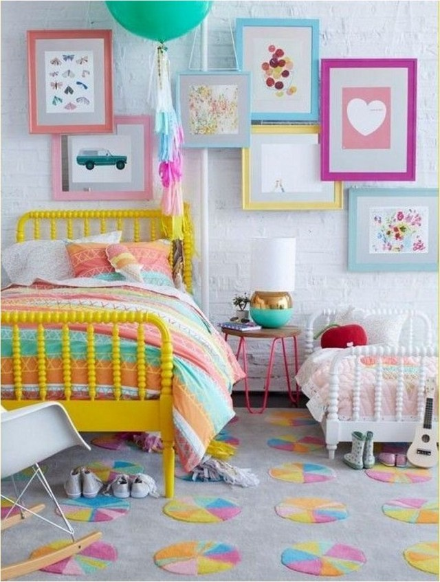 Colorfull Bedroom Ideas