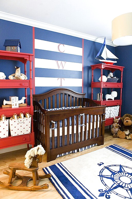 Baby Boy Room Decoration Ideas (6)