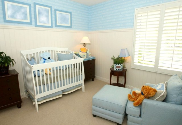 Baby Girl Room Bedroom Furnishing
