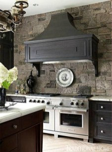 Kitchen Design Ideas With Stone Walls Decois