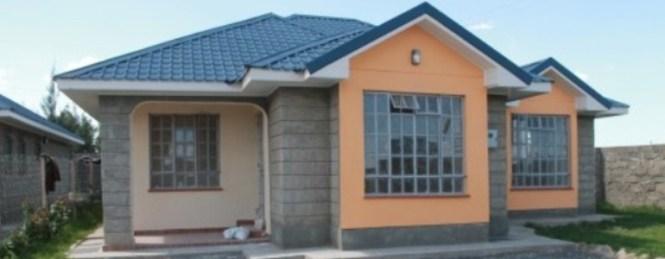 Simple Three Bedroom House Plans In Kenya Bedroom Design