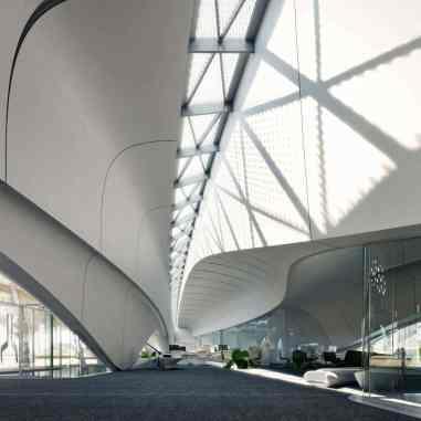 Zaha Hadid Architects to build Bee'ah's new Headquarters in UAE