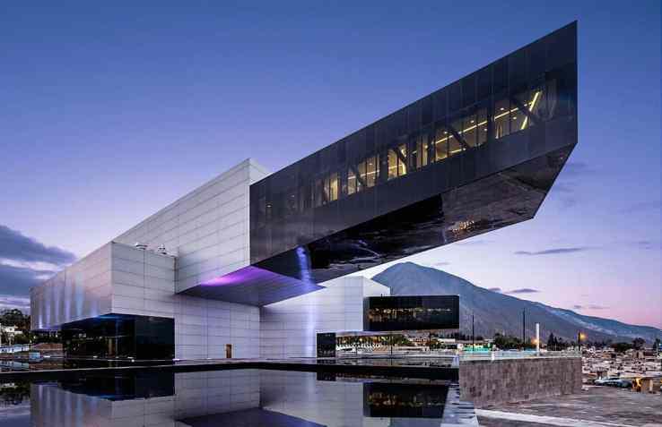 UNASUR Headquarters, Ecuador / Diego Guayasamin Architects