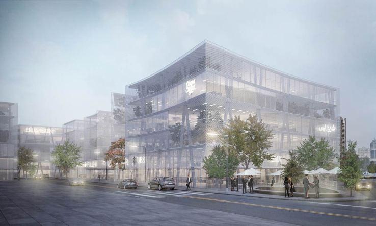 O Buildings, Lebanon / Paul Kaloustian Architect