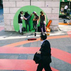 Huellas Artes, Santiago, Chile / 100architects