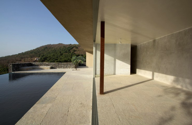 House on the hill - Nupur Shah - WE Design Studio