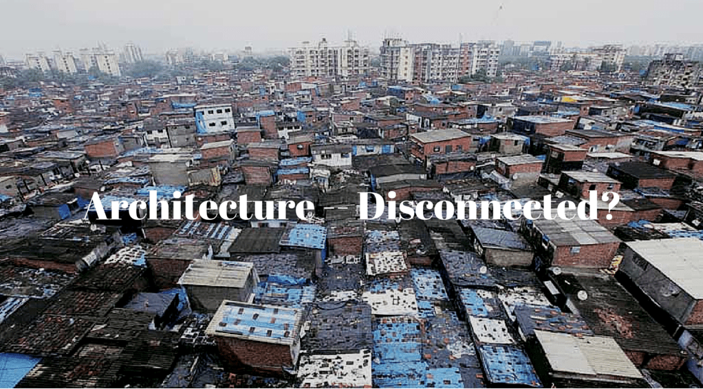 Architecture Disconnected