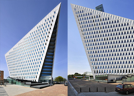 Office Building - Photoshopped Architecture