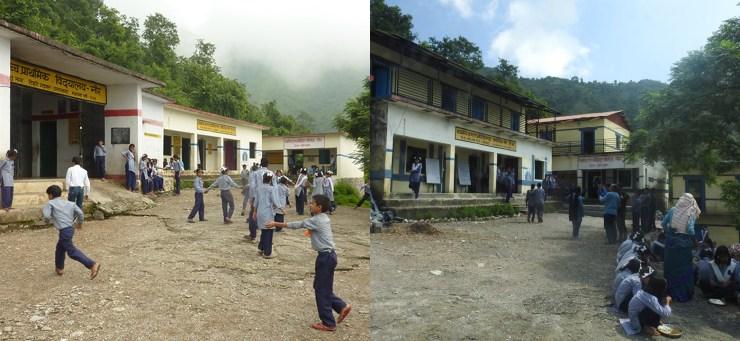 Government Intermideate College, Neer, Uttarakhand