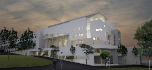 Apollo Institute of Medical Sciences, Hyderabad - Samar Ramachandra Associates 108