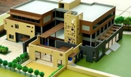 Club House Gurgaon - AUM Architects