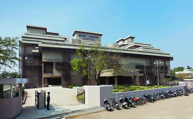 Aadhaar Hospital, Kolhapur- Shirish Beri
