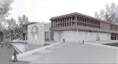 Indian National War Museum - Horizon Design Studio