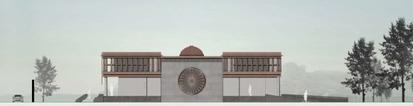 Indian National War Museum - Horizon Design Studio