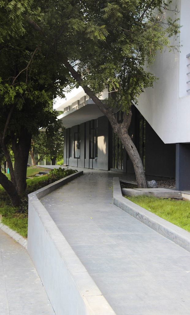 Department of Life Sciences, B S Abdul Rahman University, Chennai - Architecture RED 12