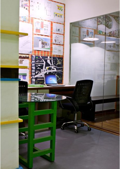 Studio An-V-Thot-Office-New Delhi