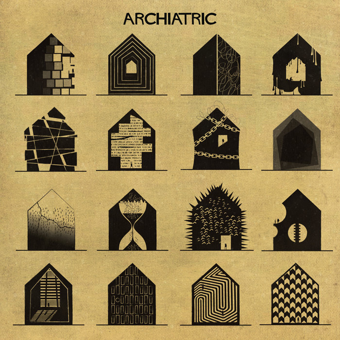 Archiatric - Federico Babina
