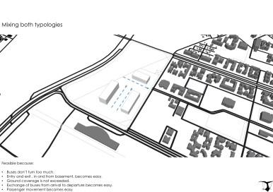 Form development 3-Transit Hub - Ashwaji Singh - Thesis