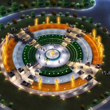 ational War Memorial Competition - Design Forum International