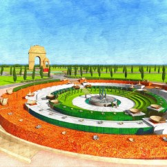 National War Memorial Competition - Design Forum International
