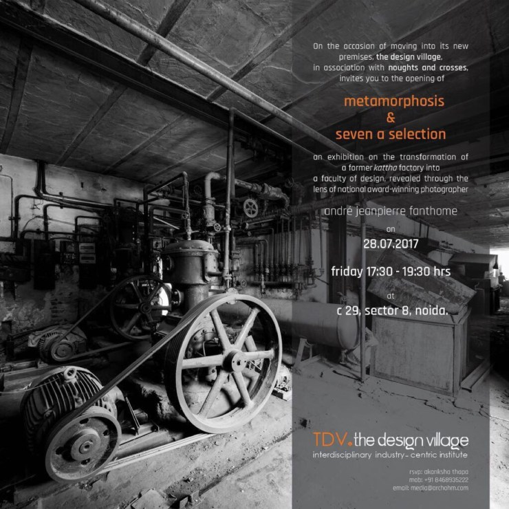 Photography exhibition by fanthome