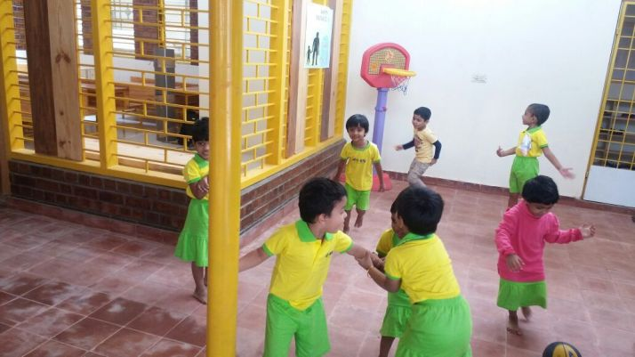 Apple Kids Play School, Bengaluru - Amaresh Hati