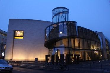 Extension of German Historical Museum Berlin
