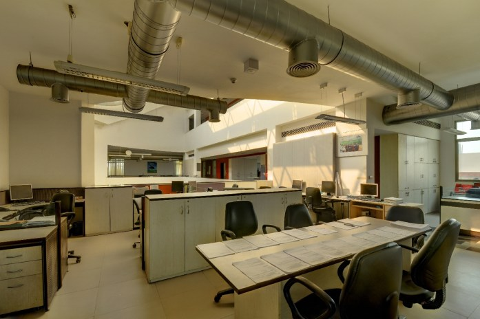 Head office for Spectral Services, NOIDA, by ABRD Architects
