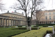 Neus Museum Berlin Exterior