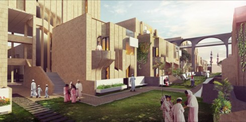 Mohamaddi Park Housing Competition -Sameep Padora