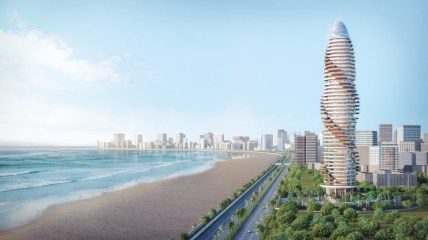 The Helix - Design Forum International-Abu Dhabi