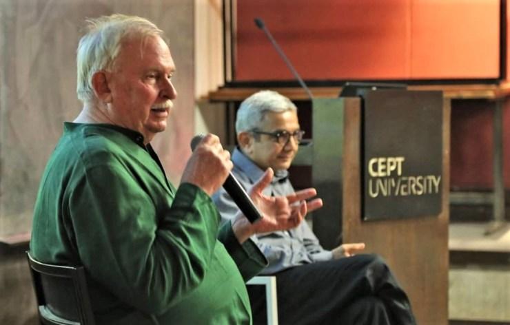 CEPT University Academic Hub