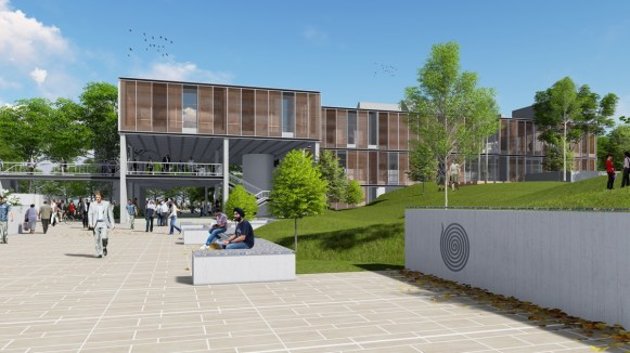 CEPT University - Academic Hub - Christopher Benninger-
