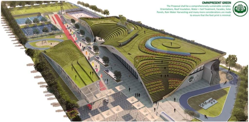 Design Plus Architects, Abhishek Bij, Arun Bij 9