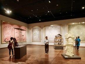 Bihar Museum / Maki and Associates + Opolis